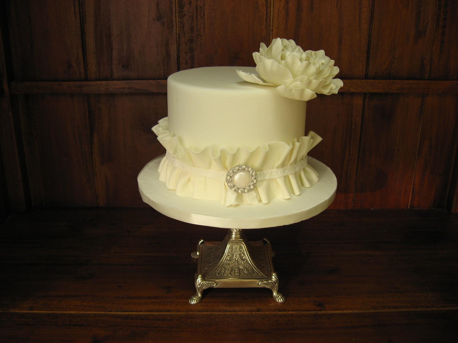 My Weblog/Sugar Seminars: Around the Shop - Savannah Wedding Cakes