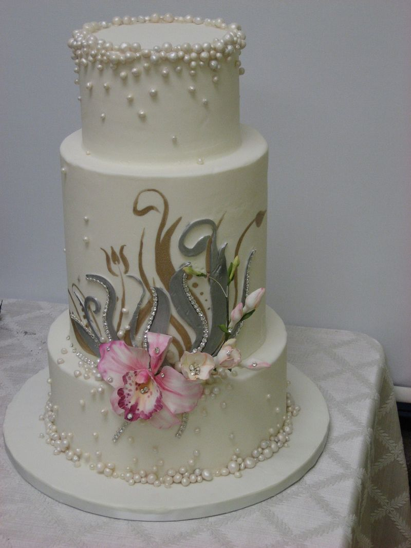 Savannah wedding cakes 1