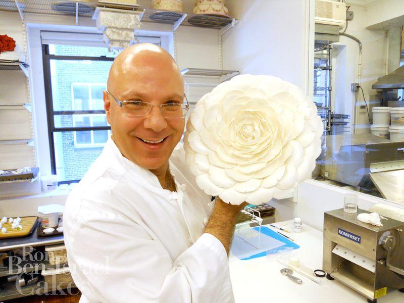 Ron Giant flower 1