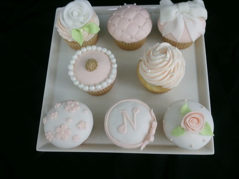 Girls night out cupcake class