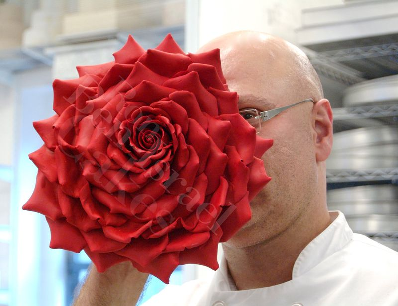 Ron giant flower3